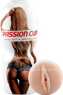 Passion Cup: Pussy im Becher