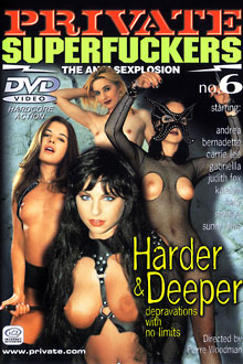 Superfuckers no. 6 - Harder & Deeper