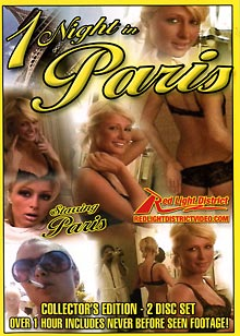1 Night in Paris - 2 DVDs
