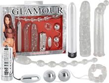 Glamour 7-teiliges Set