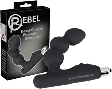 Rebel Bead-shaped Prostate Stimulator