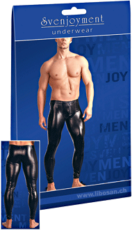 Wetlook Leggings XL