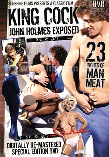King Cock - John Holmes Exposed