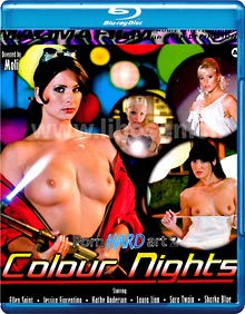 Porn Hard art 2: Colour Nights