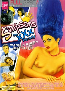 The Simpsons - Marge and Homer's Sex Tape - A XXX Parody