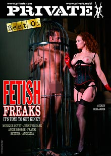 Fetish Freaks - Its Time to get Kinky