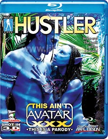 This aint AVATAR XXX Blu-ray Disc