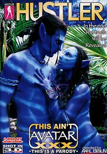 This ain't AVATAR XXX - 2 DVDs