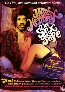 Jimi Hendrix - The Sex Tape