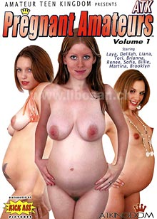 Pregnant Amateurs, Volume 1