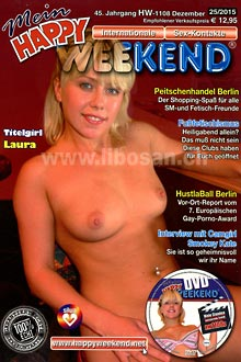 Mein Happy Weekend (Kontaktmagazin + DVD) - Laura