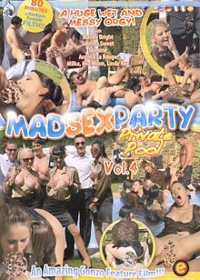 Mad Sex Party - Private Pool Vol. 04