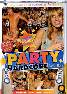 Party Hardcore Vol. 10