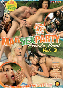 Mad Sex Party - Private Pool Vol. 03