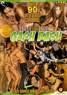 Drunk Sex Orgy - Gash Bash