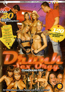 Drunk Sex Orgy - Roadhouse Hos