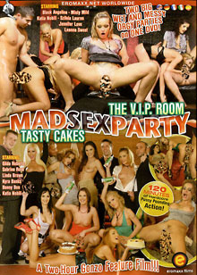 Mad Sex Party - The V.I.P. Room - Tasty Cakes