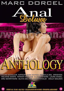 Anal Deluxe Anthology - 2 DVDs -