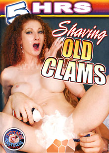 Shaving old clams