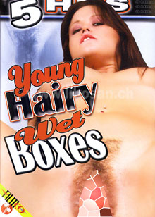 Young Hairy Wet Boxes