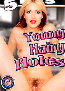 Young Hairy Holes