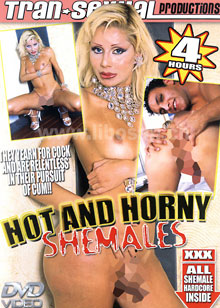 Hot and Horny Shemales