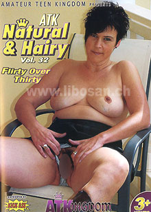 Natural & Hairy - Volume 32 - Flirty Over Thirty