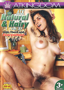 Natural & Hairy - Volume 37 - Hair, There and Everywhere