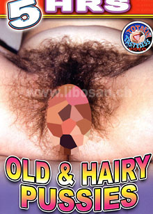 Old & Hairy Pussies
