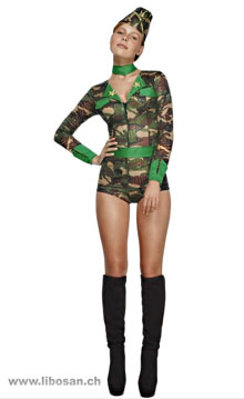 Armee-Overall M